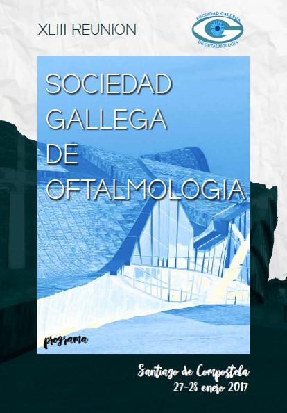 XLIII REUNIÓN Sociedad Gallega de Oftalmología