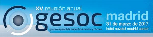 XV Reunión de la Sociedad Española de Superficie Ocular y Córnea